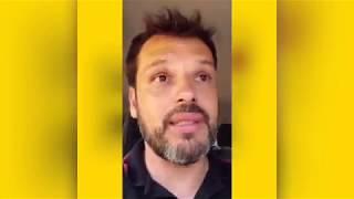 Repórter Lucas Martins fala sobre a rotina em Brumadinho