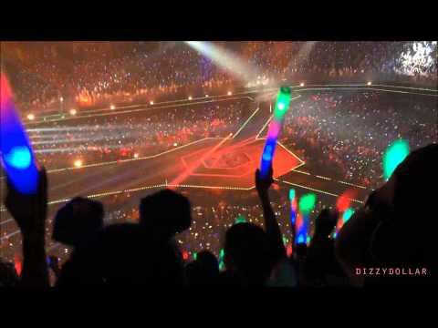 I Say E X , You Say O EXO (DJ CHANYEOL) - EXOLU'XION IN BANGKOK 150620