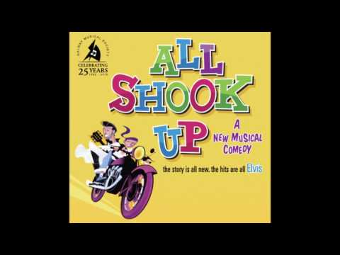 One Night With You (Tenor-Version) - All Shook Up (Karaoke/Instrumental)
