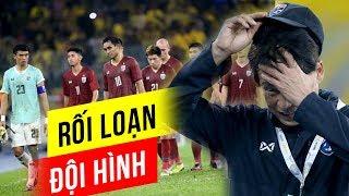 🔥Loạn đội hình sau thua Malaysia, Thái Lan bất lợi cực lớn trước Việt Nam