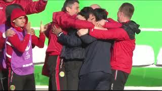 Altyn Asyr 2-2 FC Istiklol (AFC Cup 2018: Group Stage)