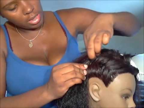 How To Do The Fishtail_ Herringbone Braid