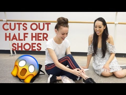 Pointe Shoe Hacks: Skylar Brandt