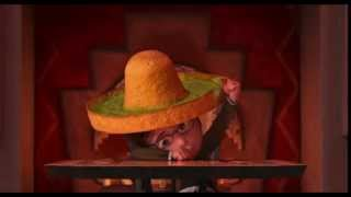 Mi villano favorito 2 escenas de Antonio