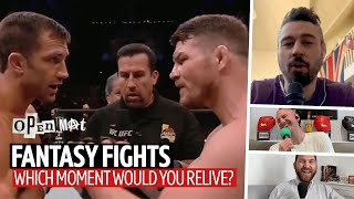 Dan Hardy tells amazing story about Michael Bisping winning the title   Open Mat Fantasy Fights