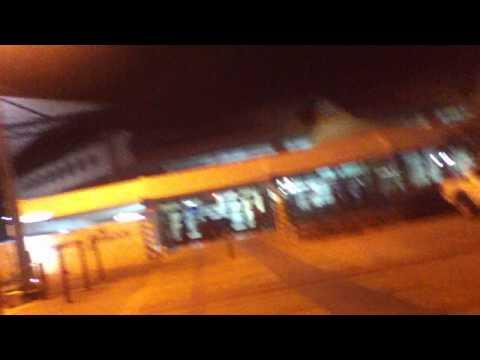 Barbados Airport Disembarking