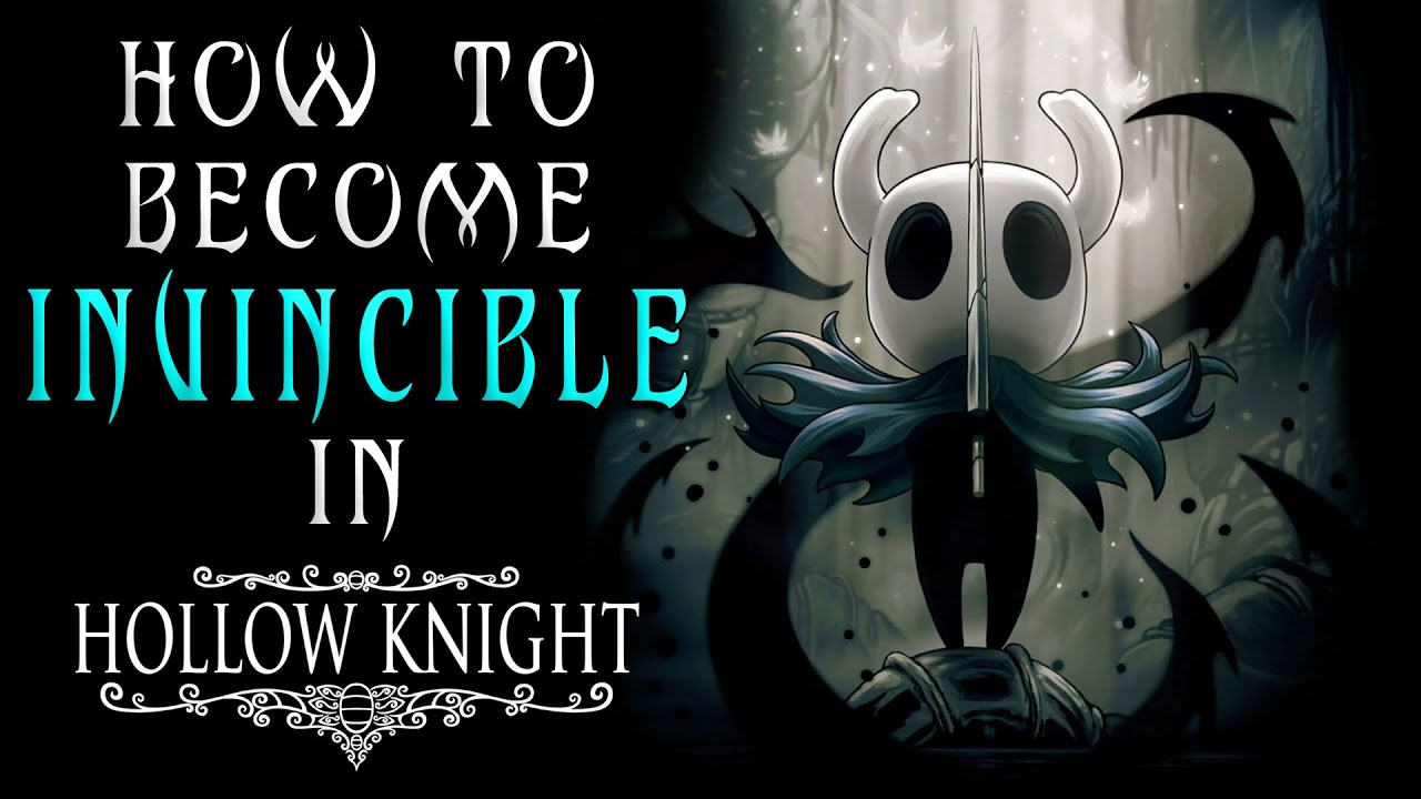 hollow knight how to become invincible and overpowered easy mode