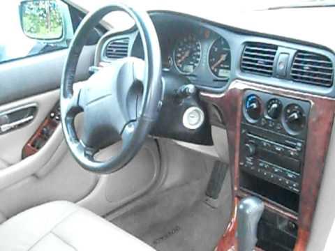 2004 Subaru Outback Limited Sedan Wl Subaru Youtube