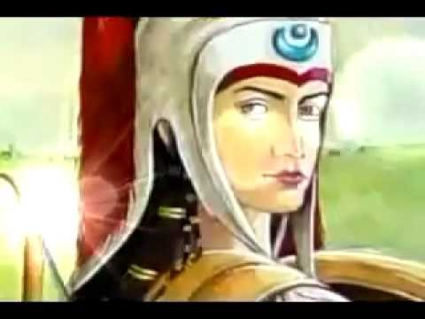 Persian women warriors (Persian Civilization)
