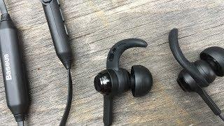 Baseus In-ear Bluetooth Earphone Review