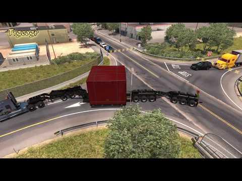 American Truck Simulator, Oversize Load - Special Transport