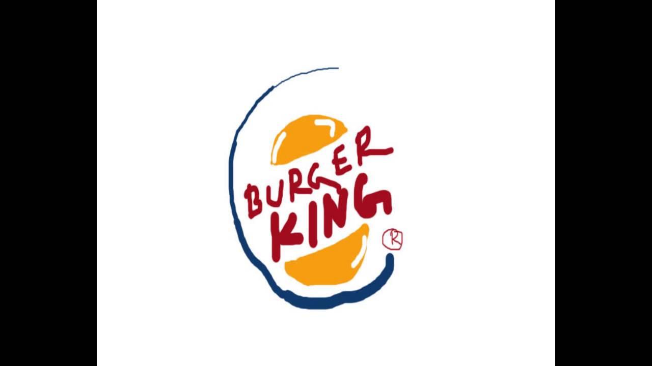 burger king logo youtube