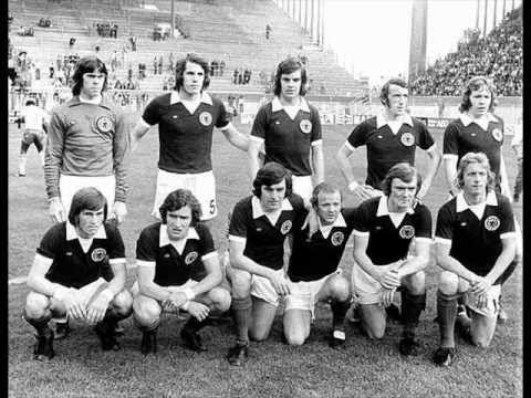 Scotland Song World Cup 1974 - Easy Easy