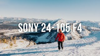 Sony 24-105 f4 - The BEST lens for the Sony a7iii?