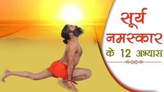 The 12 Steps Of Surya Namaskar   Swami Ramdev
