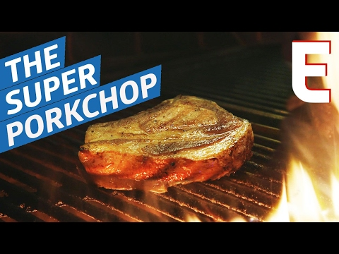 The Super Pork Chop That's Changing British Barbecue — The Meat Show