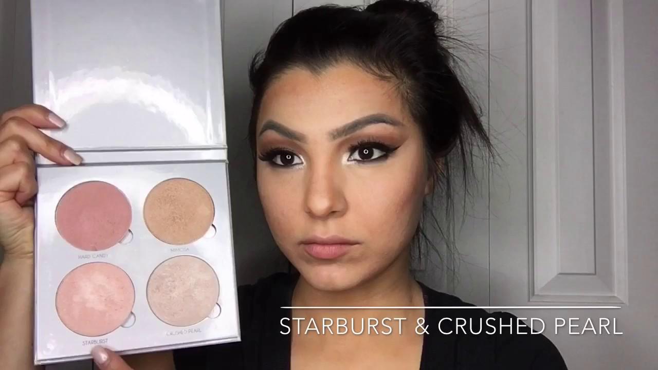 Mac Cosmetics Dusky Rose Times Nine Tutorial