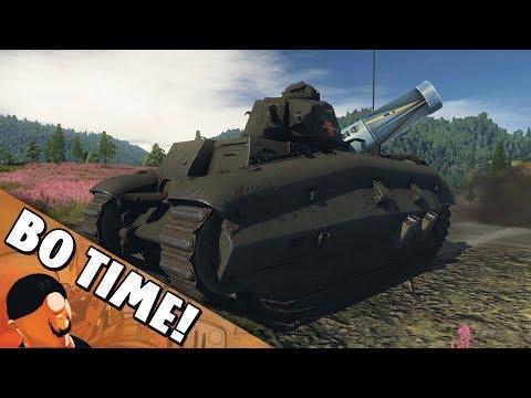 War Thunder - Char B1 ter