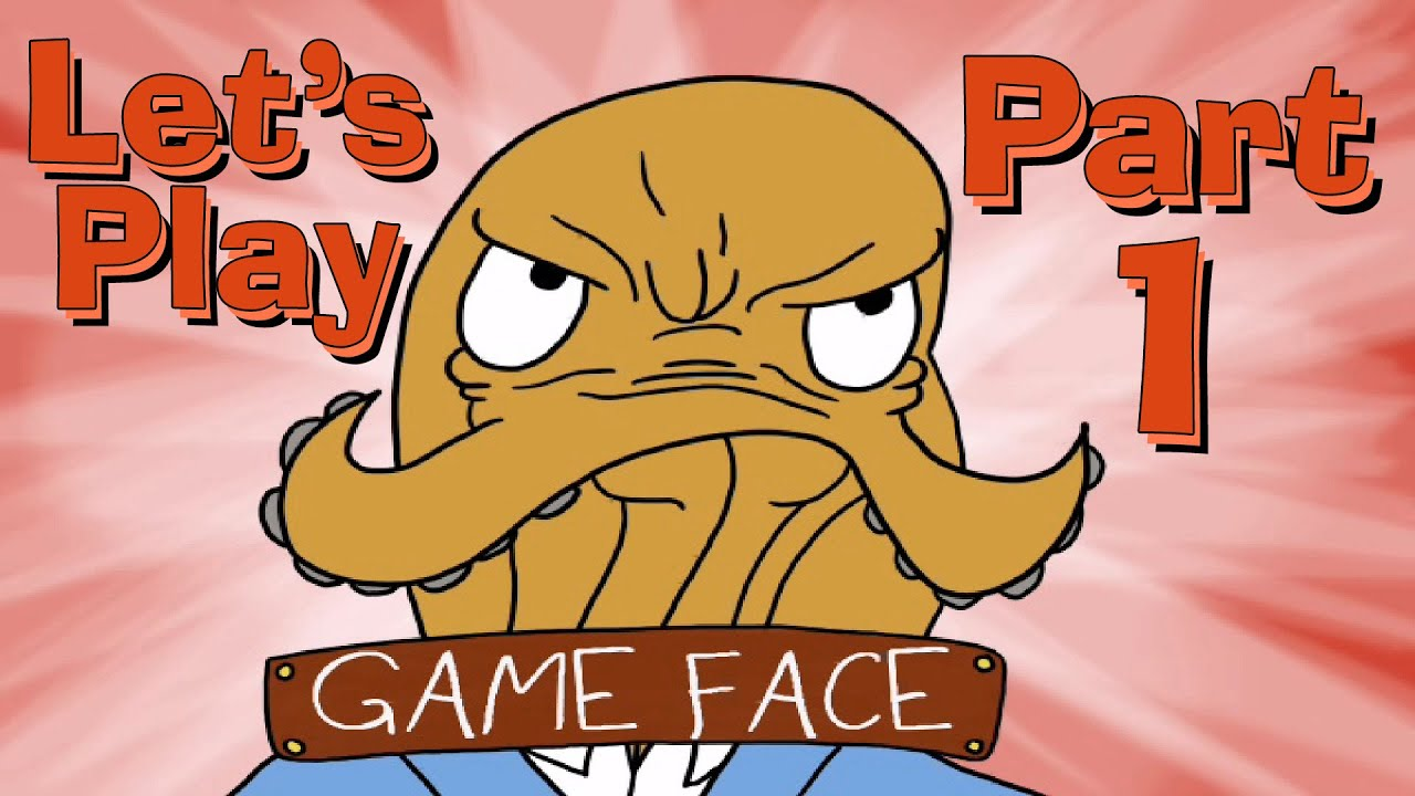 let s play octodad part 1 game face worksh3d youtube