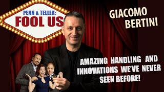 Penn and Teller: Fool Us // Giacomo Bertini - The Black Hole (August 27, 2019)