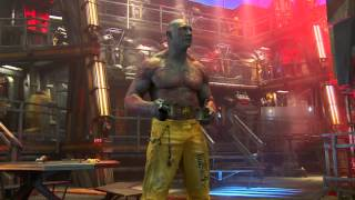 Marvel's Guardians of the Galaxy: Behind the Scenes (Movie Broll) Part 1