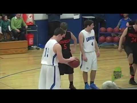 Lawrence Skowhegan Basketball 12 5 14