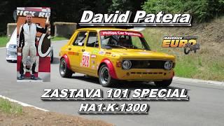 David Patera ZASTAVA 101 SPECIAL Sezona 2018