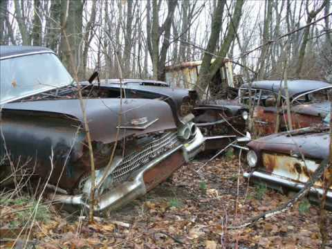 Old Cars In Junk Yards Youtube