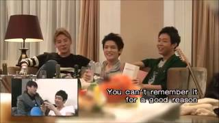 JYJ's own reaction video to their Come on Over dvd (Eng) Credit: No...