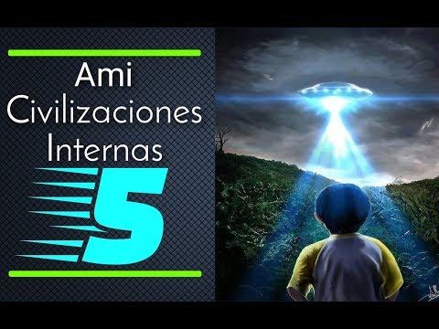 Ami 3: Civilizaciones Internas Enrique Barrios | Capítulo 5  SHAIA SALIM