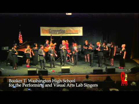 Booker T. Washington High School for the Performing and Visual Arts Lab Singers