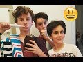 IT Movie Cast TRY NOT TO LAUGH Best Funniest Moments 2017 4 mp3