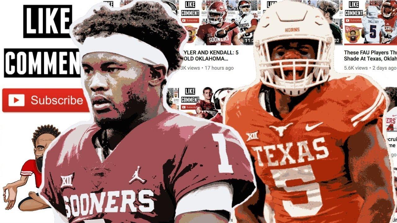 PREVIEW: No. 7 Oklahoma vs No. 19 Texas | College Football ...