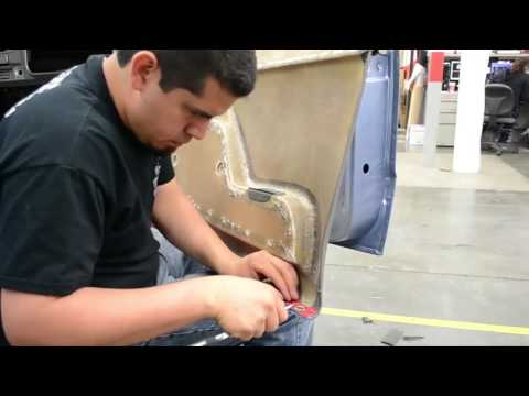 TMI Products - 1967-72 Chevy Truck Door Panel Install