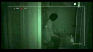 The Guest - Scary demon possession caught on a video camera Thumbnail