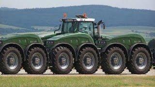 Biggest Tractor