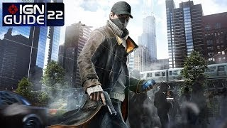 Watch Dogs Walkthrough - Act 2, Mission 13: Role Model