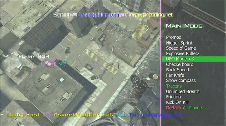 mw2  project cider v4  all client mod menu  tu8   download hd