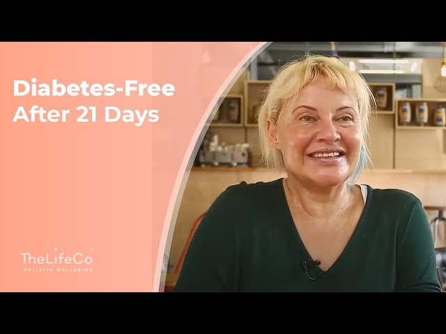 Detox Changing Lives: Diabetes-free after 21 days