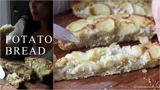 THE SOFTEST BREAD EVER MADE WITH POTATOES