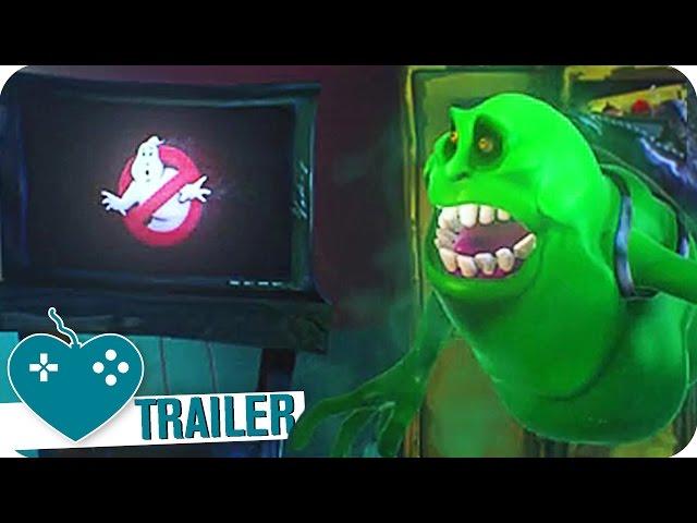 Ghostbusters (2016) (видео)