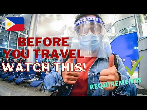 Before You Travel To The Philippines WATCH THIS!
