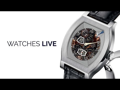 Watches Live: Sky High Horology: Patek Philippe; FP Journe, Vacheron Constantin & Friends