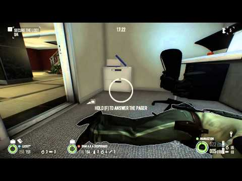 PAYDAY 2 - How To Stealth Into The Big Bank