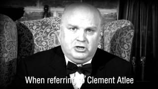 Winston Churchill quotes/humour