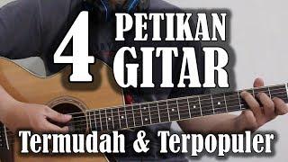 Download lagu Belajar Gitar - 4 Petikan Gitar termudah & terpopuler