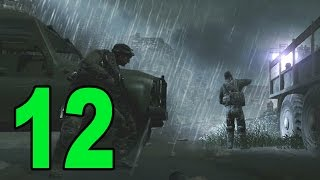 Modern Warfare 3 - Part 12 - Stronghold (Let's Play / Walkthrough / Playthrough)