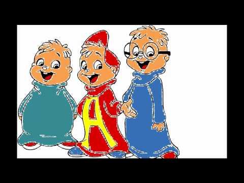 The Script - Breakeven Alvin and the chipmunks