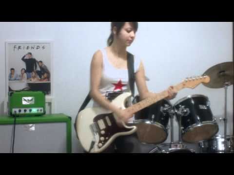 Juliana Vieira Back in Black - AC DC Cover + SOLO