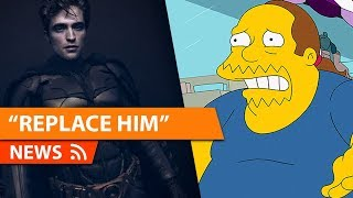 Petitions to Recast Batman are a thing... Again